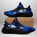 Load image into Gallery viewer, Jack Skellington Like Yeezy Shoes 98