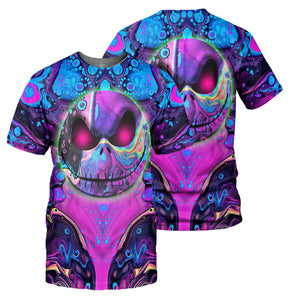 Jack Skellington 3D All Over Printed Shirts For Men And Women 17