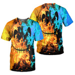Load image into Gallery viewer, Jack Skellington 3D All Over Printed Shirts For Men And Women 19