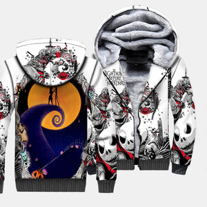 Jack Skellington 3D All Over Printed Shirts For Men And Women 26