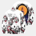 Load image into Gallery viewer, Jack Skellington 3D All Over Printed Shirts For Men And Women 26