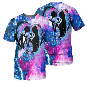 Jack Skellington 3D All Over Printed Shirts For Men And Women 30