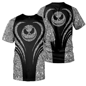 Jack Skellington 3D All Over Printed Shirts For Men And Women 39 (LIMITED EDITION)