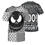Load image into Gallery viewer, Jack Skellington 3D All Over Printed Shirts For Men And Women 44