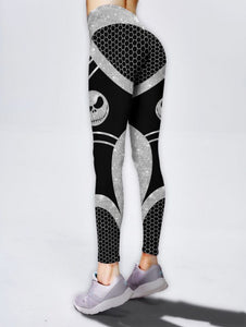 Jack Skellington Women Tank Top & Legging 162