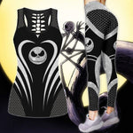 Load image into Gallery viewer, Jack Skellington Women Tank Top & Legging 162