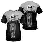 Load image into Gallery viewer, Jack Skellington 3D All Over Printed Shirts For Men And Women 184