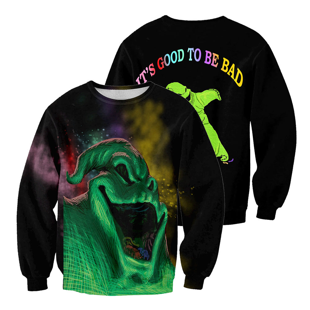 Oogie Boogie 3D All Over Printed Shirts For Men And Women 208
