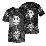 Load image into Gallery viewer, Jack Skellington 3D All Over Printed Shirts For Men And Women 239