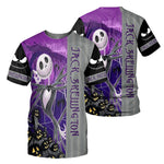 Load image into Gallery viewer, Jack Skellington 3D All Over Printed Shirts For Men And Women 242