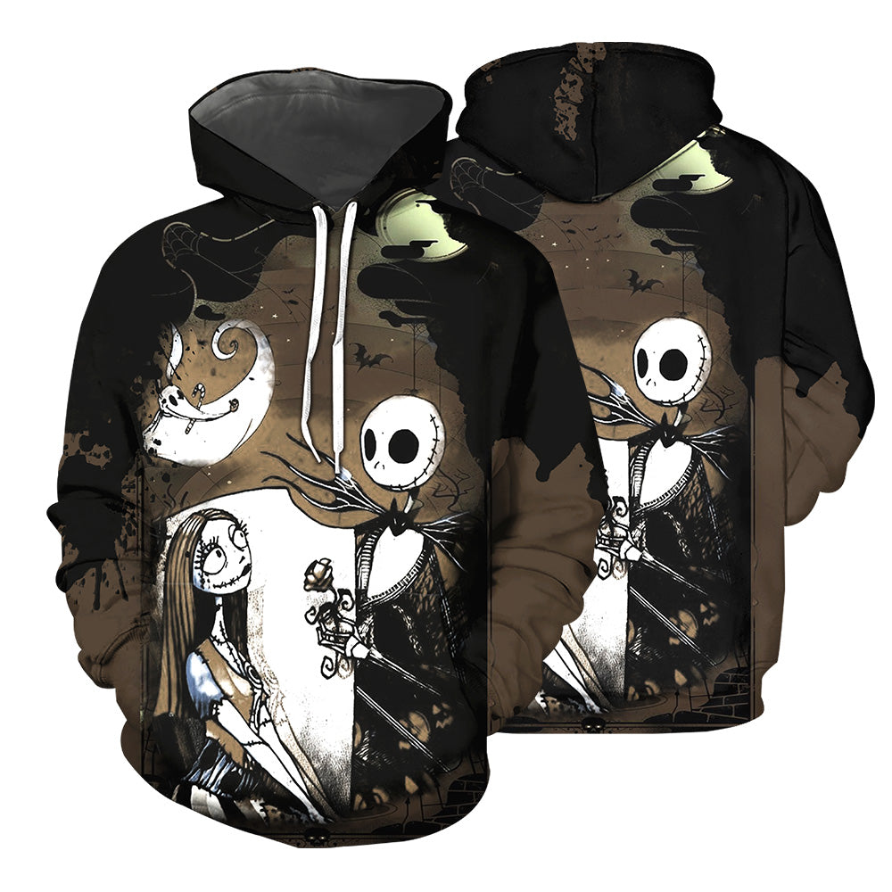 The Nightmare Before christmas hoodie