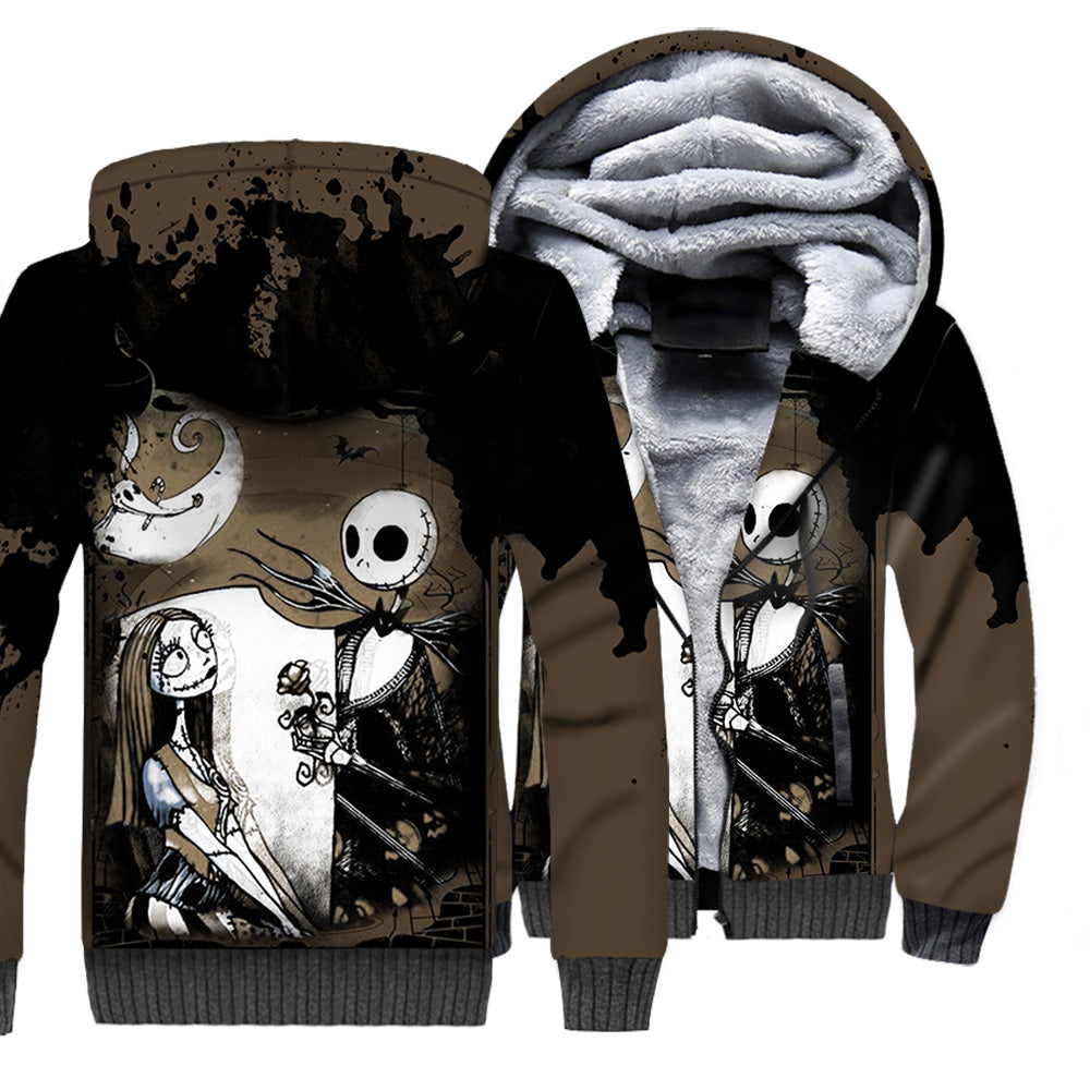 Jack Skellington 3D All Over Printed Shirts For Men And Women 252