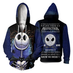 Load image into Gallery viewer, Jack Skellington 3D All Over Printed Shirts For Men And Women 282