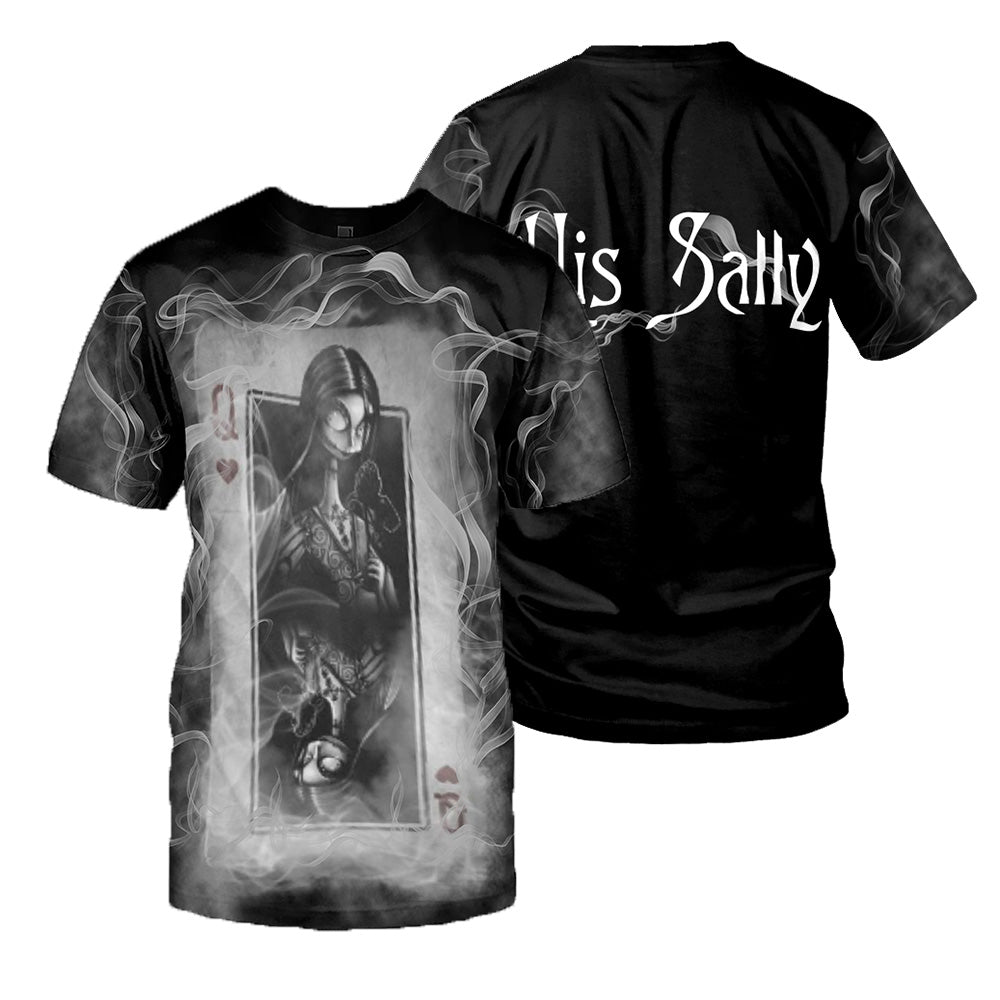 Sally 3D All Over Printed Shirts For Men And Women 306