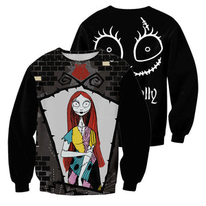 Jack Skellington 3D All Over Printed Shirts For Men And Women 314
