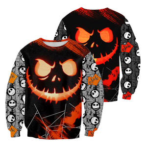 Jack Skellington 3D All Over Printed Shirts For Men And Women 328