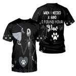 Load image into Gallery viewer, Jack Skellington 3D All Over Printed Shirts For Men And Women 341