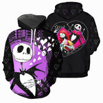 Load image into Gallery viewer, jack skellington hoodie
