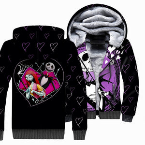 Jack Skellington 3D All Over Printed Shirts For Men And Women 344
