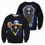 Load image into Gallery viewer, Jack Skellington 3D All Over Printed Shirts For Men And Women 347