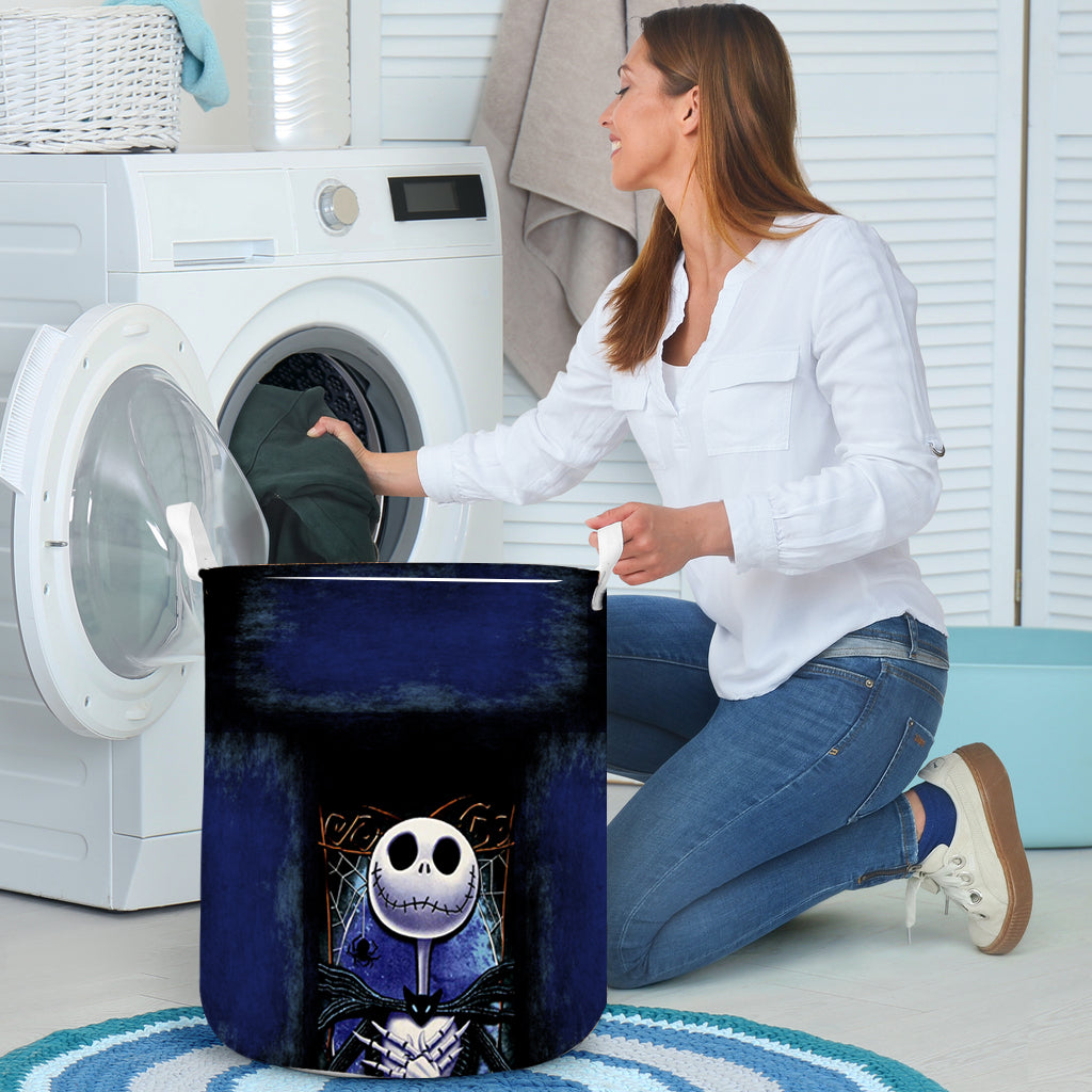 Jack Skellington Laundry Basket 240