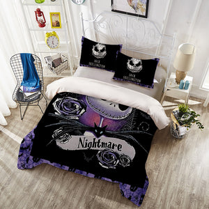 Bedding Set -  Jack Skellington 395