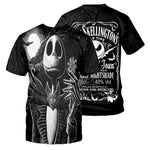 Load image into Gallery viewer, Jack Skellington 3D All Over Printed Shirts For Men And Women 421