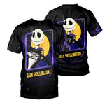 Load image into Gallery viewer, Jack Skellington 3D All Over Printed Shirts For Men And Women 429