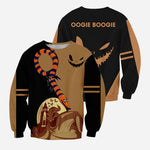Load image into Gallery viewer, Oogie Boogie 3D All Over Printed Shirts For Men And Women 434
