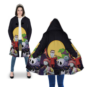 Jack Skellington 3D All Over Printed Shirts For Men And Women 460