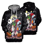Load image into Gallery viewer, Jack Skellington Hoodie 3D All Over Printed Shirts For Men And Women 488
