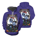 Load image into Gallery viewer, jack skellington hoodies