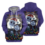Load image into Gallery viewer, Jack Skellington Hoodie 3D All Over Printed Shirts For Men And Women 503