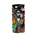Load image into Gallery viewer, Jack Skellington Neck Gaiter 515