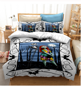 The Nightmare Before Christmas Bedding Set 519
