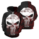 Load image into Gallery viewer, punisher hoodie