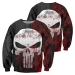Load image into Gallery viewer, Punisher 3D All Over Printed Shirts For Men And Women 01