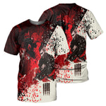 Load image into Gallery viewer, Punisher 3D All Over Printed Shirts For Men And Women 06