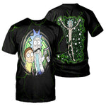 Load image into Gallery viewer, Rick And Morty All Over Printed Shirts For Men & Women 29