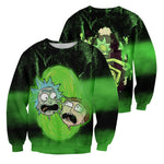 Load image into Gallery viewer, Rick And Morty All Over Printed Shirts For Men & Women 31