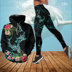 Load image into Gallery viewer, Shark Combo Hoodie & Legging  05