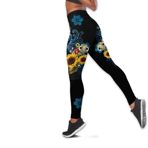 Nemo Sea Turtle Women Tank Top & Legging 46