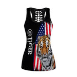 Load image into Gallery viewer, American Flag Tiger 3D All Over Printed Shirts For Men And Women 10