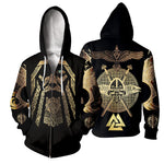 Load image into Gallery viewer, Viking Tattoo 3D All Over Printed Shirts For Men And Women 19
