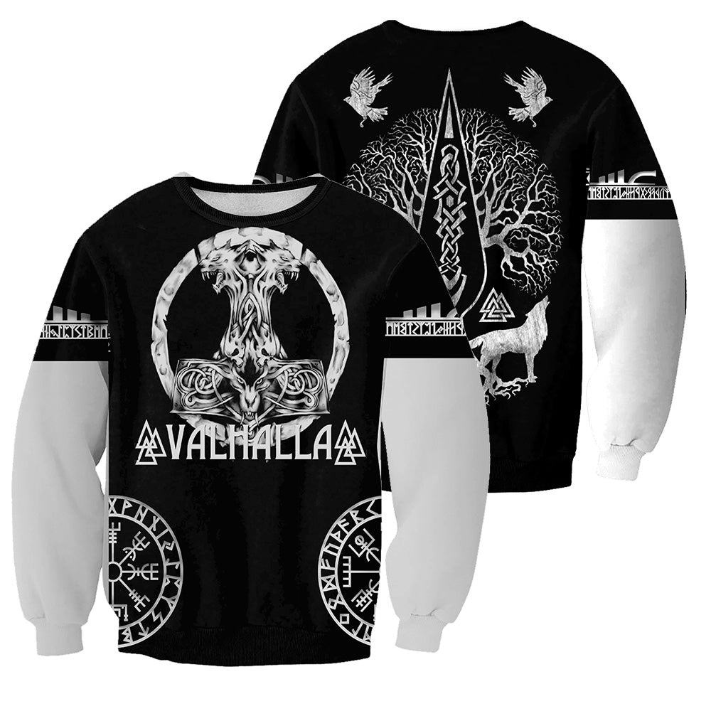 Vikings 3D All Over Printed Shirts For Men And Women 52