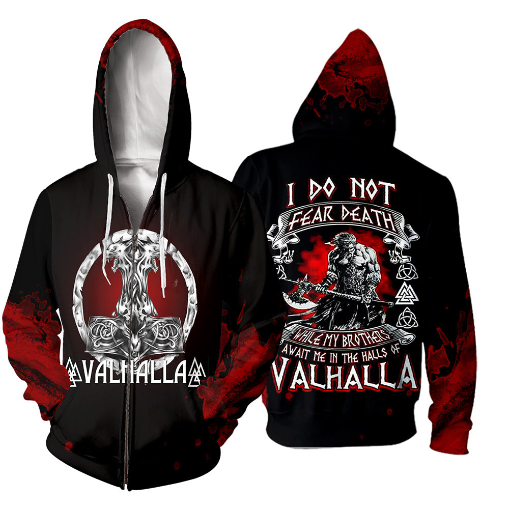 Vikings 3D All Over Printed Shirts For Men And Women 60