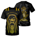 Load image into Gallery viewer, Vikings 3D All Over Printed Shirts For Men And Women 62