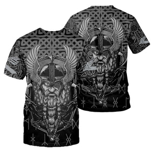 Odin 3D All Over Printed Shirts For Men And Women 69