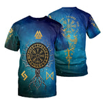 Load image into Gallery viewer, Norse Tree Of Life 3D All Over Printed Shirts For Men And Women 72
