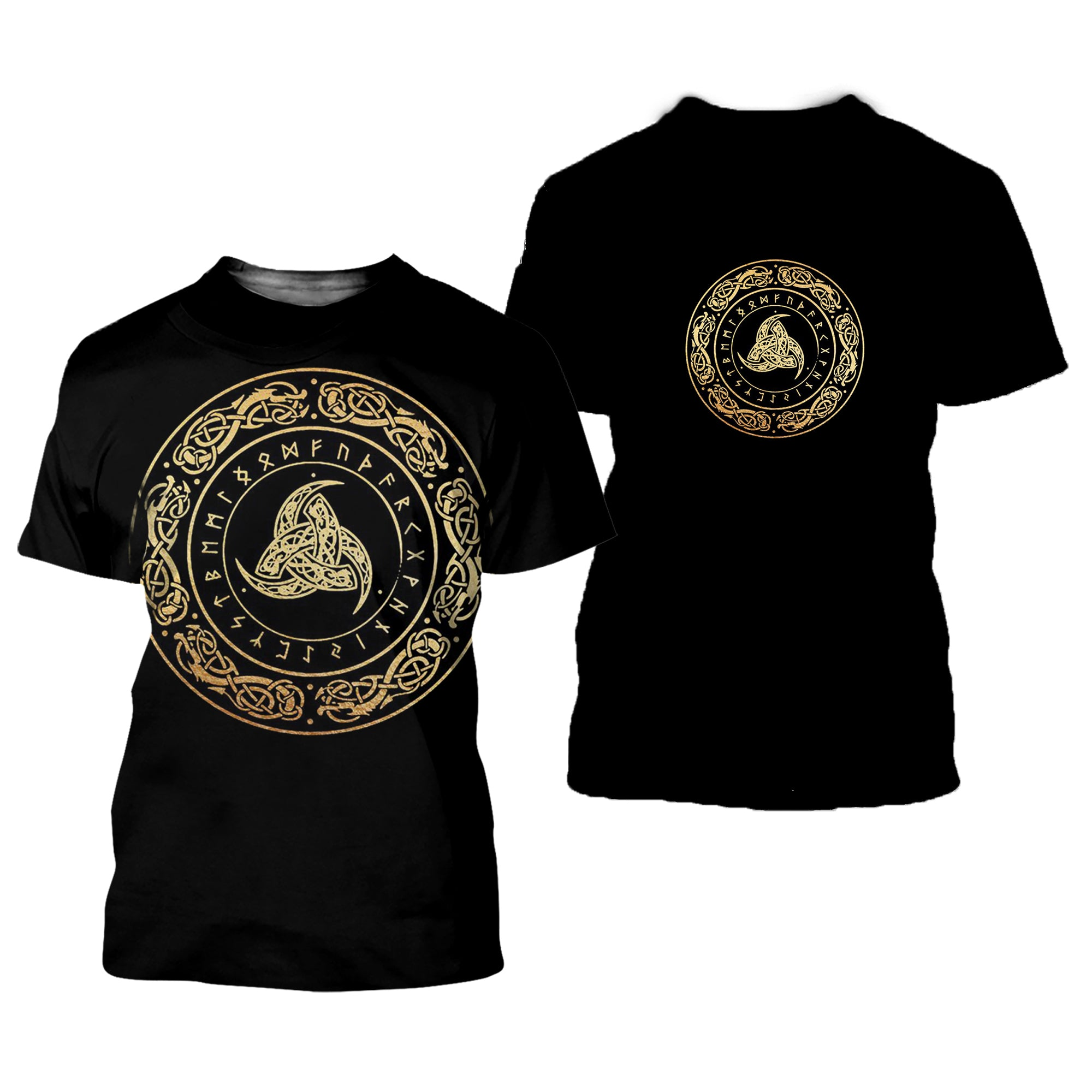 Vikings 3D All Over Printed Shirts For Men And Women 81